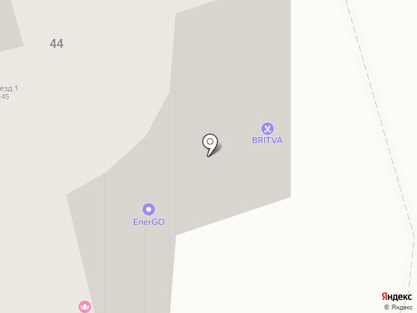 Департамент Сервиса на карте Москвы