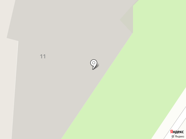 Ромашка на карте Подольска