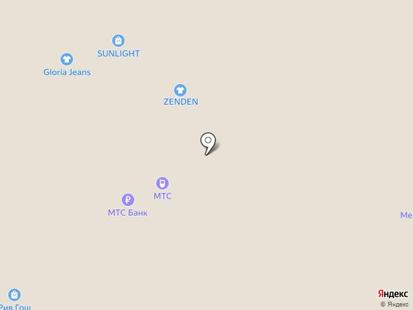 EuroPlat на карте Москвы