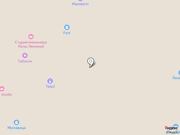 Delice Patisserie на карте Москвы