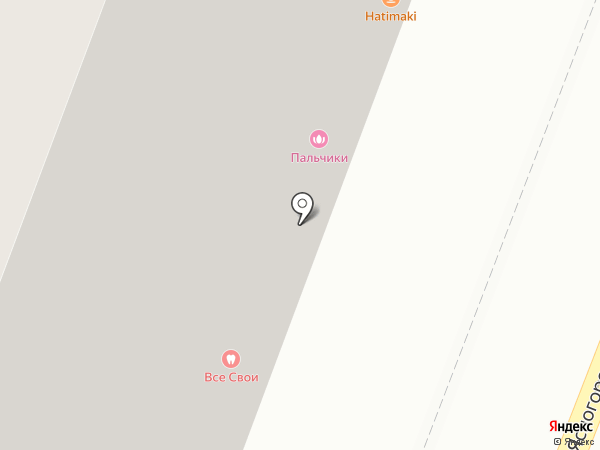 Bearman на карте Москвы