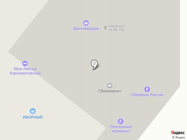 TeviMedia на карте Москвы