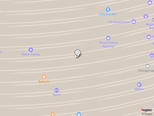 Манули стретч на карте Москвы