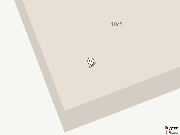 ТД ВЕГА-АБСОЛЮТ на карте Москвы