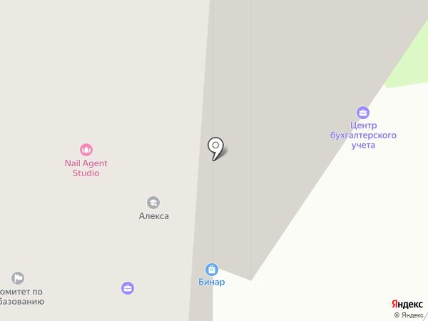 Атомконверс на карте Подольска