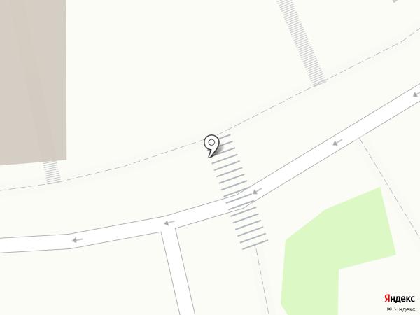 Почтовое отделение №123112 на карте Москвы