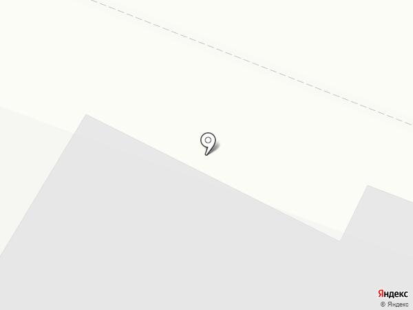 Интервал на карте Москвы