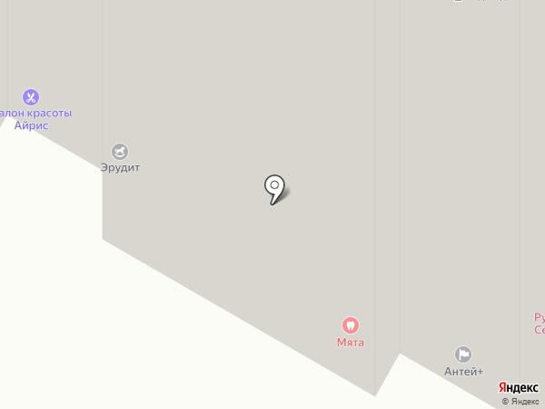 RG Loreal на карте Подольска