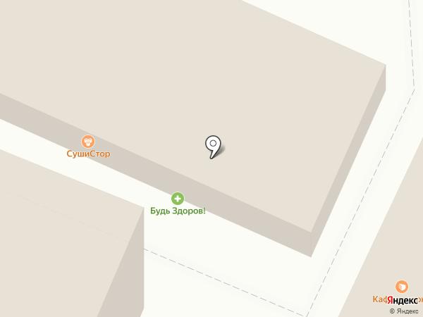 Меховой салон на карте Москвы