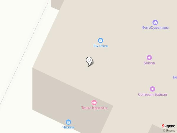 Магазин по продаже ивановского текстиля на карте Москвы