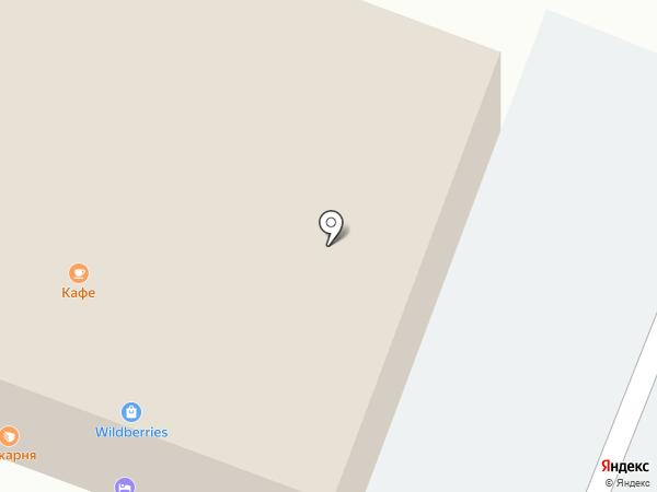 ANS на карте Москвы