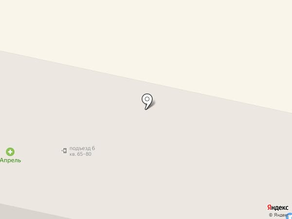 Куриный дом на карте Подольска