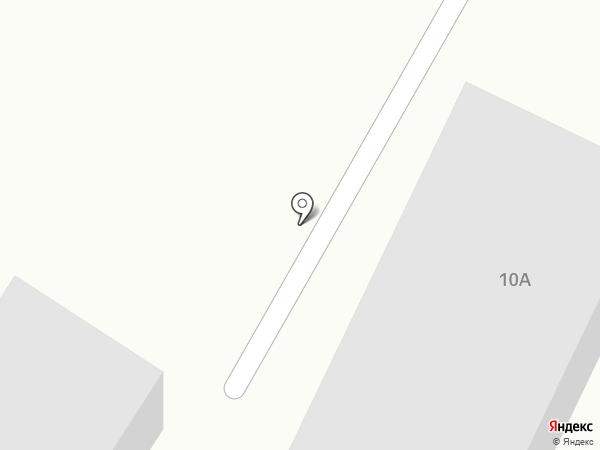 Уголёк на карте Щёкино
