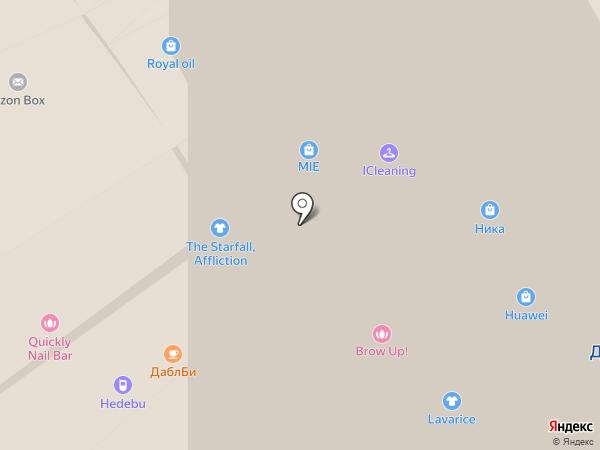 Maison D`angel Ann на карте Москвы