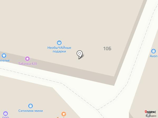 Компания по продаже памятников на карте Подольска