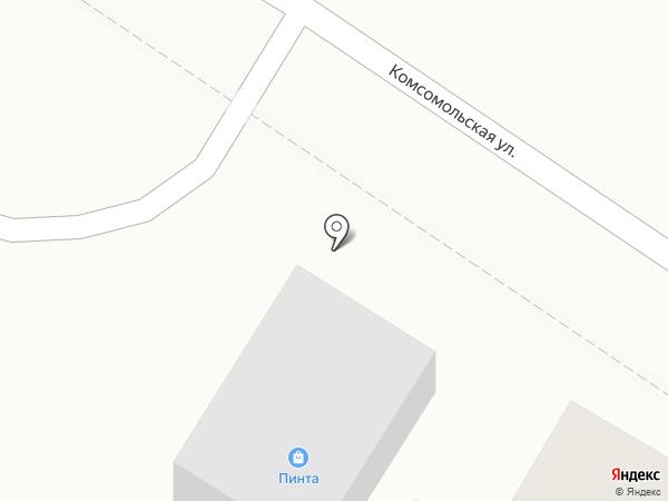 СП-Принт на карте Подольска