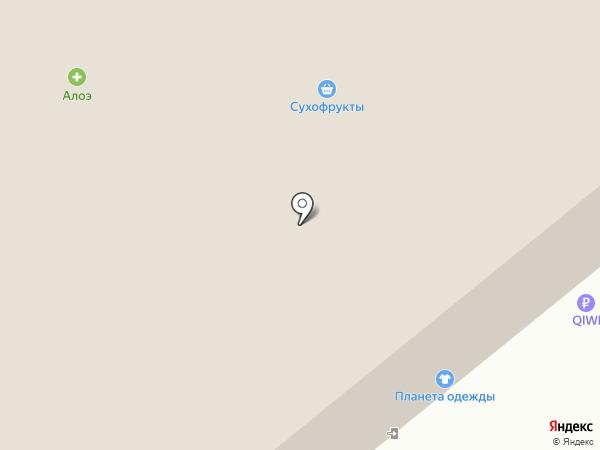Планета Одежда Обувь на карте Тулы