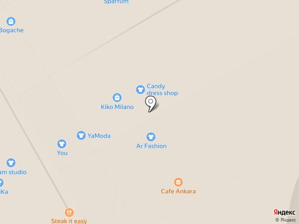 Московский Ювелирный Завод на карте Москвы