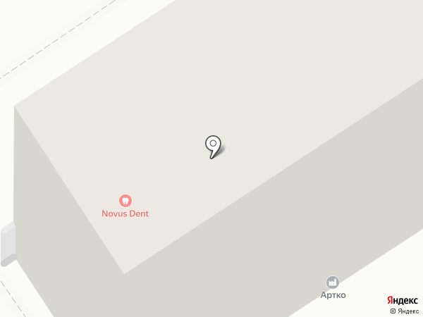 Novus dent на карте Москвы