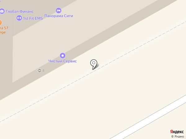 Ё-фото на карте Москвы