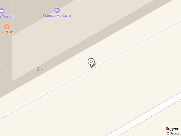 Comfortpark на карте Москвы