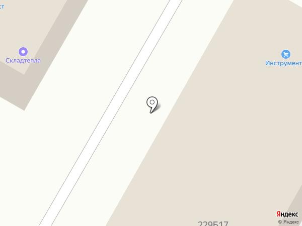 Torex на карте Железнодорожного
