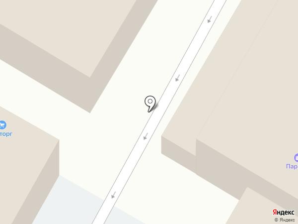 Елисаветинский на карте Железнодорожного