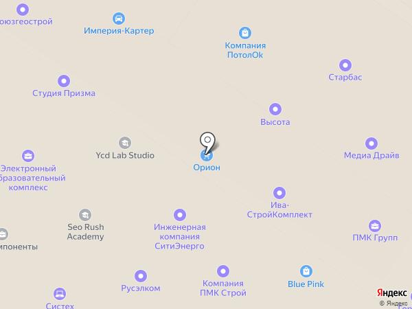 Инъекционные методы в косметологии на карте Москвы