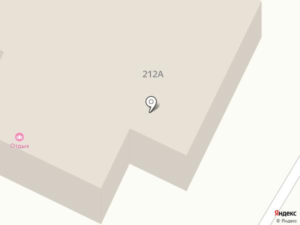 Отдых энд туркиш на карте Железнодорожного