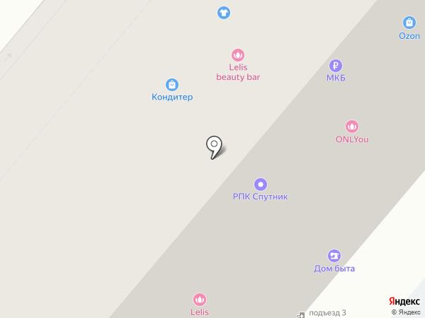 Город Инструмента на карте Москвы