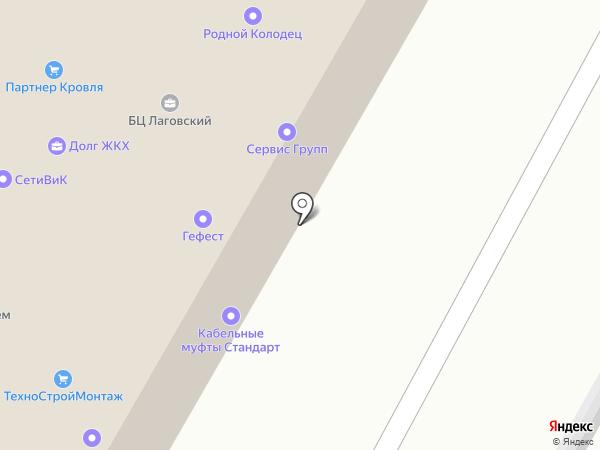 ЗЭД ГРУПП на карте Железнодорожного