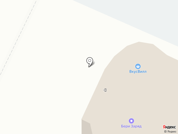 Салон-парикмахерская на карте Москвы