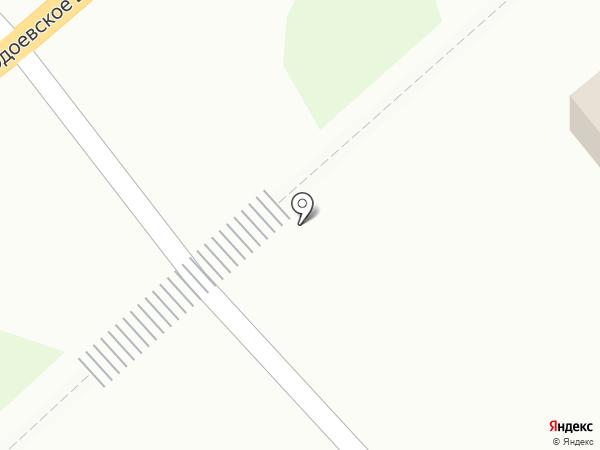 Афоня на карте Тулы