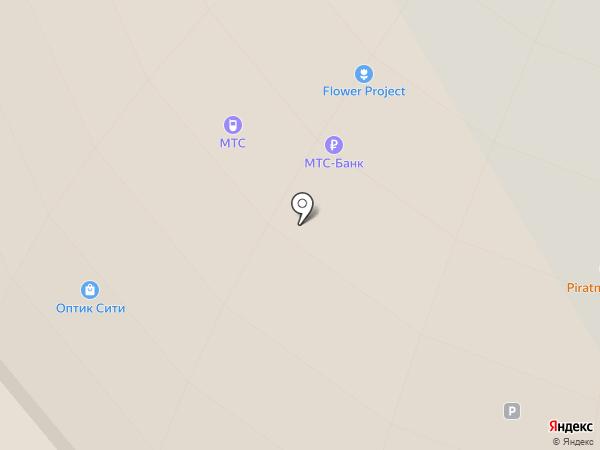 Quickly на карте Москвы