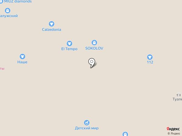 Fenice на карте Москвы