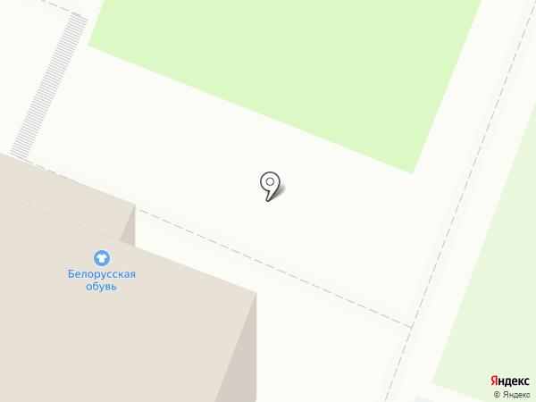 Общественный пункт охраны порядка Юго-Западного административного округа на карте Москвы
