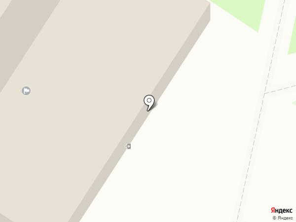 Подольск-Спас, МКУ на карте Подольска
