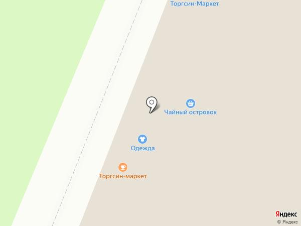 Чайный островок на карте Москвы