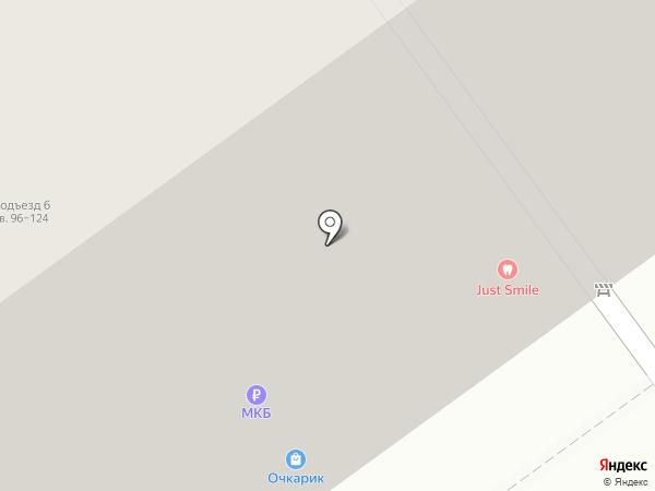 Зоостиль на карте Москвы
