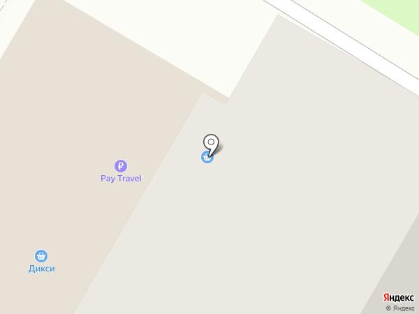 Garag.ru на карте Подольска