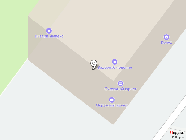 Кварц на карте Подольска