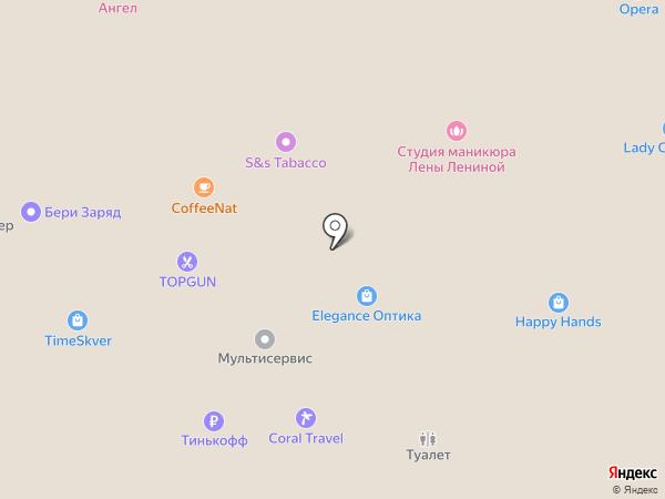 Магазин фейерверков на карте Москвы