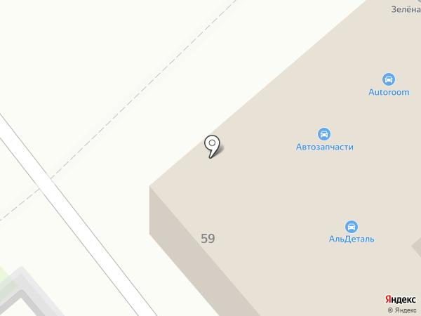 Радуга знаний на карте Тулы