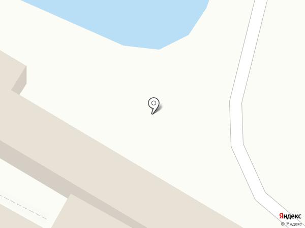 Климовский городской рынок на карте Подольска