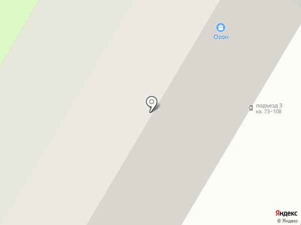 Парикмахерская эконом-класса на карте Подольска