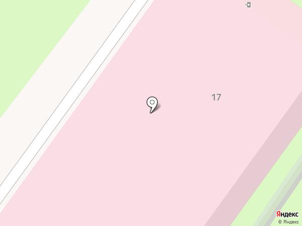 Чеховская районная больница №2 на карте Любучан