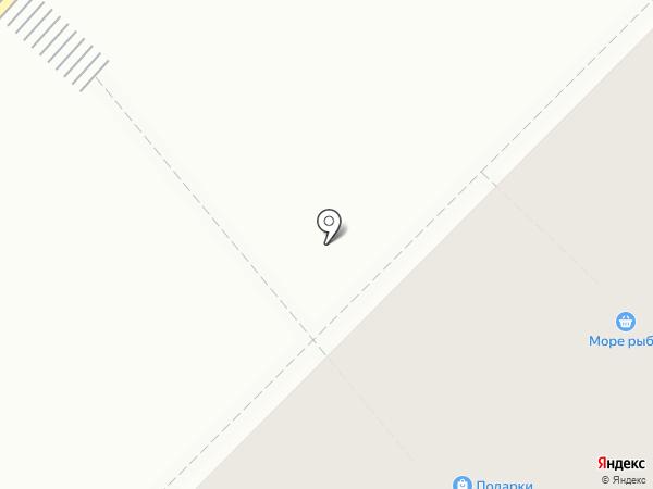 Гастроном на карте Тулы