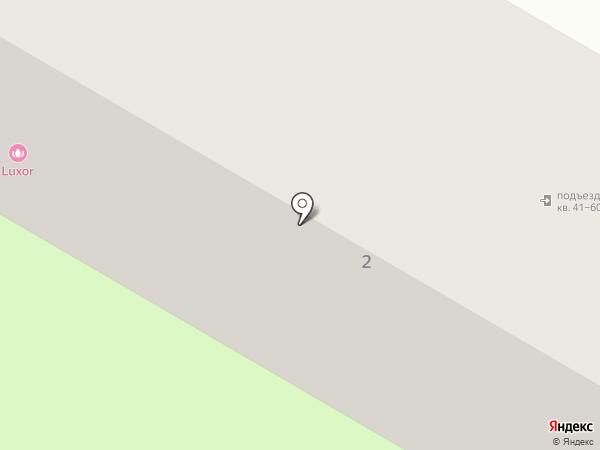 Есфирь на карте Подольска
