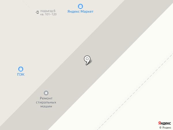 Товарищ Мясофф на карте Москвы