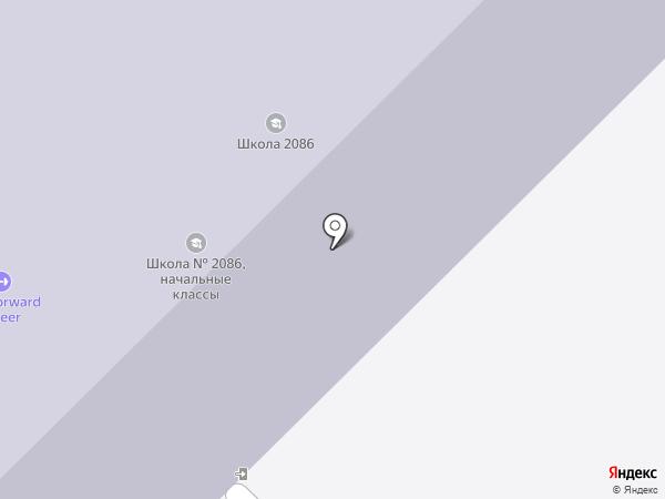 Stella на карте Москвы